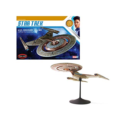 Rare USS Discovery 0NCC1031 Model Kit Polar 0POL961 Cute Gift Toy Quick Arrive