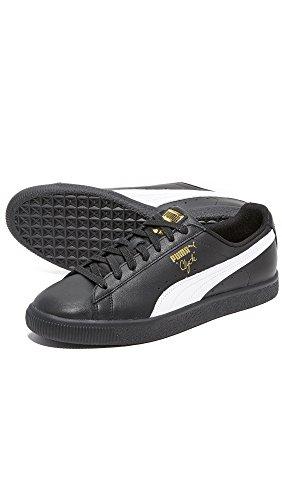 Black Men's Whit Clyde Sneaker puma Puma gF4zP