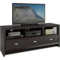 CorLiving TEK-582-B Kansas TV Bench, Espresso