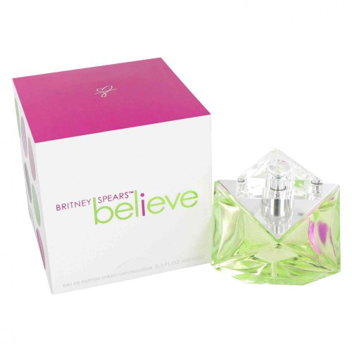 Britney Spears Believe Eau De Parfum Spray, 1.0-Ounce