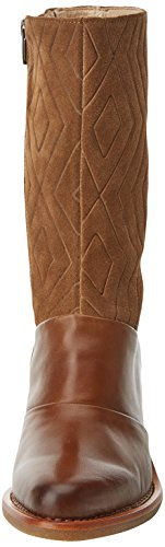 Vesubio Cuero Bottes Marron Neosens Cuero Bouvier Femme S586 Restored a8nqwRE