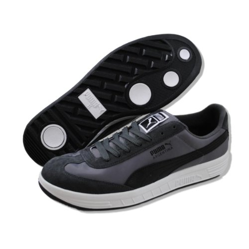 Puma La Sneaker In Nylon Argentina In Blu Navy E Acciaio Bianco / Grigio Scuro / Nero