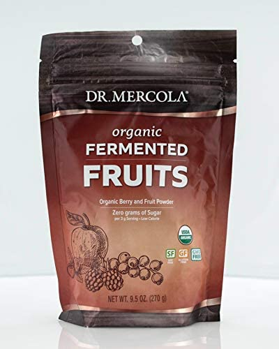 Dr Mercola Fermented Servings Certified