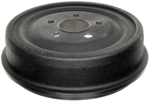 (ACDelco 18B490 Professional Rear Brake Drum Assembly)