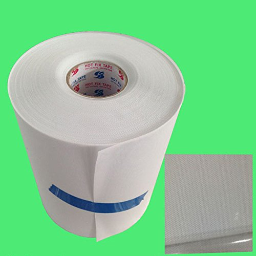 (Beadsland Hotfix Tape,Hot Fix Rhinestones Transfer Film Paper ((10ft. x 12.6in.)))