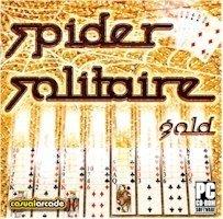 (Casualarcade Games SPIDERSOLITGOLD Spider Solitaire Gold)