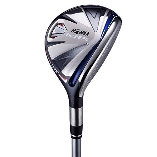 本間ゴルフ ユーティリティ Be ZEAL ビジール 535 ユーティリティ VIZARD for Be ZEAL シャフト カーボン メンズ BZ535U22 右 ロフト角:22度 番手:7U フレックス:S
