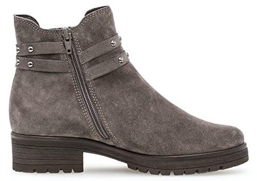 Chelsea Stiefelette Wallaby Gabor mel Grau Boots gqFwxSCn0