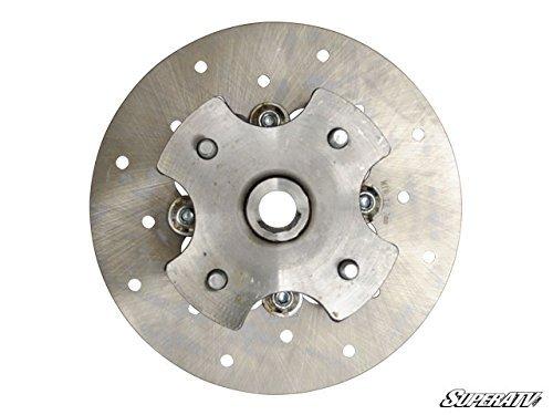 Honda 2x4 4x4 Utility ATV Rear Disc Brake Conversion Kit