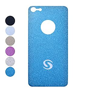 RayShop - Shimmering Powder Full Body and Screen Protector Film for iPhone 4/4S(Assorted Color) ( Color : 6 )