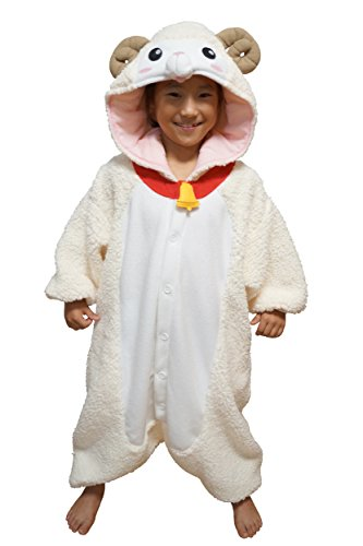 Sheep Kids Kigurumi Costume (5-9