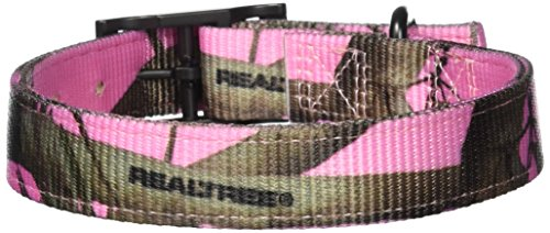 OmniPet Officially Licensed Realtree APC Camouflage Nylon Collar for Dogs, 23