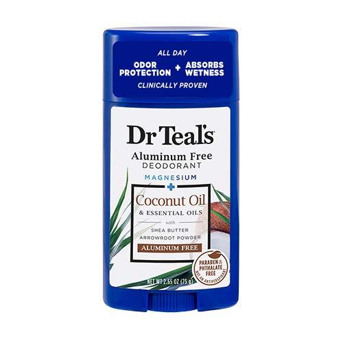 Dr Teals Aluminum Free Deodorant