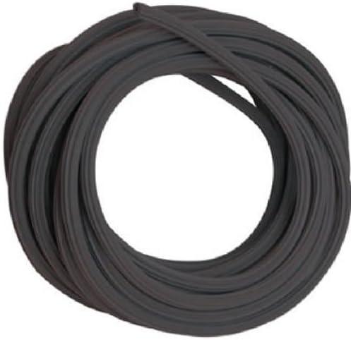 Black .155-in 25-ft Prime-Line Products P 7520 Screen Retainer Spline