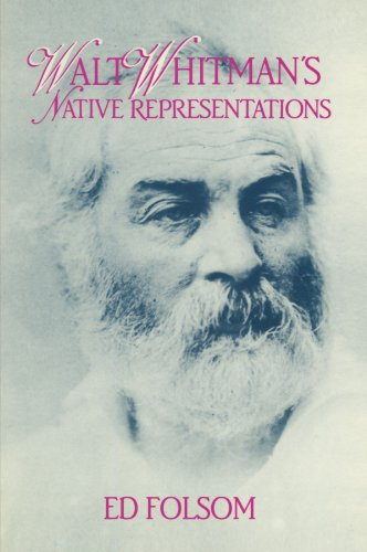 walt whitman the centennial essays The carver professor of english at the university of iowa, he is the author or editor of numerous books on whitman, including walt whitman's native representations, whitman east and west,and walt whitman: the centennial essays.
