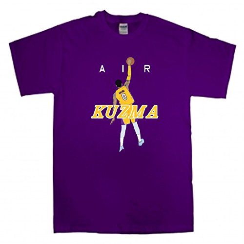 JM Shirts Purple Los Angeles Kuzma AIR T-Shirt Youth