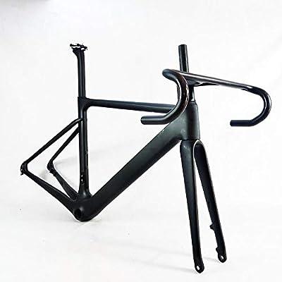 yyqxhly Cables Ocultos completos Cuadro de Bicicleta de Carretera ...
