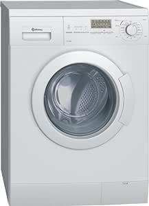 Balay 3TW55120A lavadora Carga frontal Independiente Blanco C ...