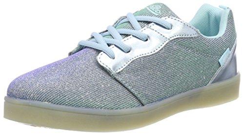 Geka Disco Low, Zapatillas para Mujer, Azul (Blau Blau), 41 EU