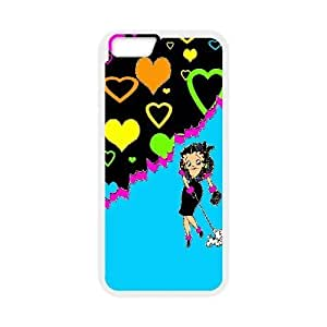 """betty boop Custom Case for Iphone6 Plus 5.5"""", Personalized betty boop Case"""