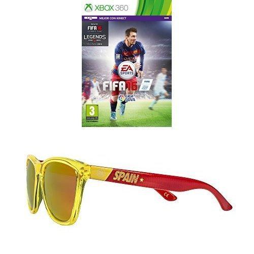 FIFA 16 - Standard Edition + Hawkers SPAIN - Gafas de sol ...