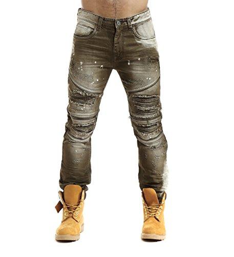 smoke-rise-twill-ripped-jeans-w-peek-a-boo-moto-ribbing-and-zipper-trim-36x34-olive