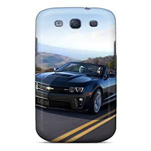 Excellent Hard Phone Cover For Samsung Galaxy S3 (fRB10068nSlF) Custom HD Chevrolet Camaro Zl1 Pictures
