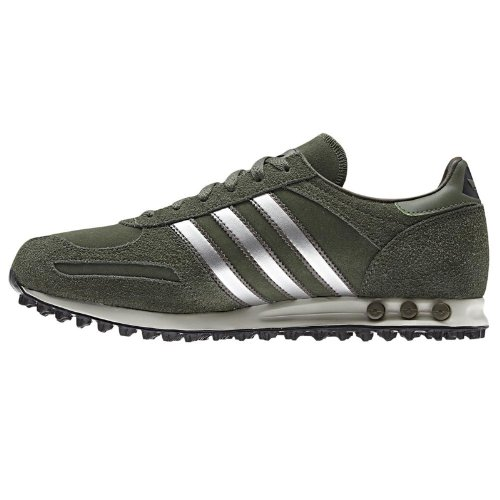 adidasRunning La Trainer - Zapatillas Hombre - Grau (St Major/White Vapour/Metallic Silver)