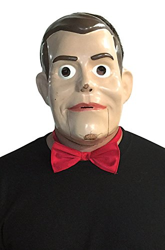 Scary Ventriloquist Dummy Costumes - Rasta Imposta Goosebumps Slappy Costume