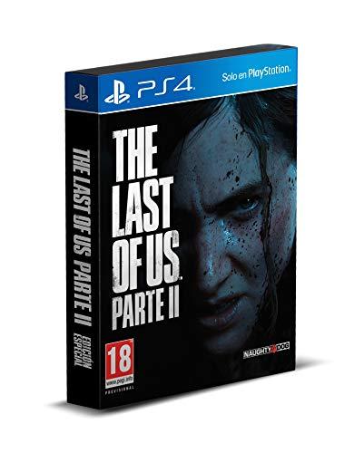 🥇 The Last of Us Parte II Edición Especial