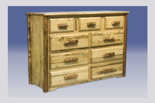 Montana Woodworks Dresser
