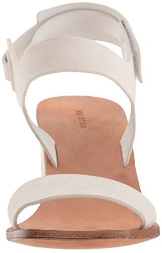 Bone Block Suede Heeled Spiga Heel Women's Kamille Sandal Via fZq0w1t6