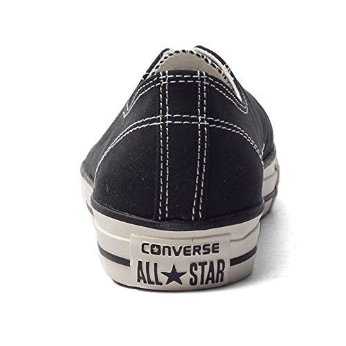 Converse Dames All Star Hoge Lijn Ox Canvas Trainers Zwart