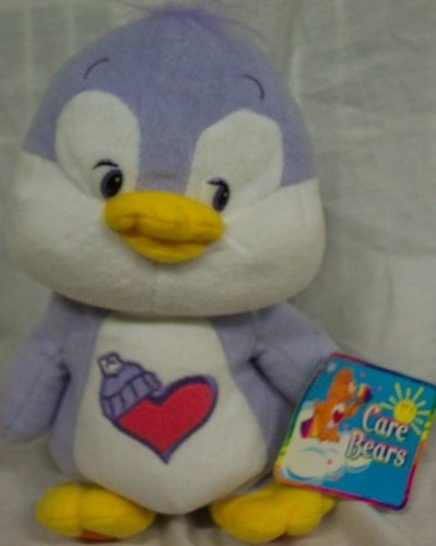CARE BEAR COUSINS Cozy Heart Penguin 9