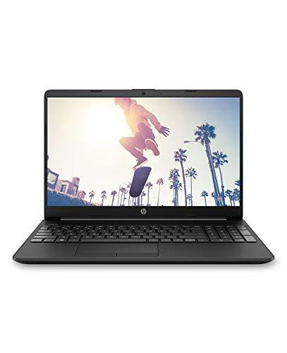 HP 15 AMD Athlon 15.6″ (39.62cms) HD Laptop (Silver-3050U/4GB/1TB/Win 10/MS Office/Jet Black/1.85kg), 15s-gy0001au