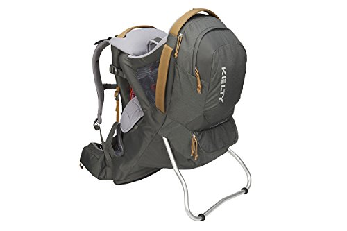 Kelty Journey PerfectFIT Signature Series Child Carrier, Dark Shadow