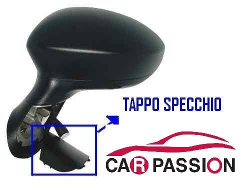 2 opinioni per car passion CALOTTA PUNTO DX Calotta Tappo Copriviti Specchio Retrovisore