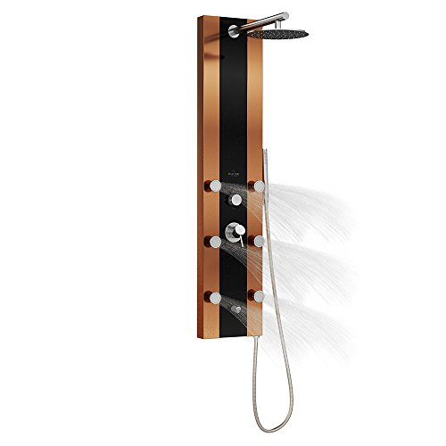 Pulse 1049B-BN Rio Shower Spa, Brushed Nickel by PULSE Showerspas (Image #3)