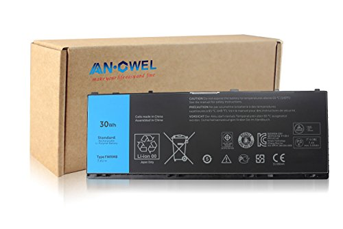 Angwel 7.4v 30wh Replacement Battery Dell Latitude 10 St2