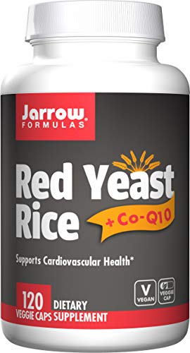 Red Yeast Rice - 600 mg + Co-Q10 Formula - 50 mg