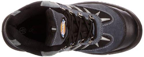 antifortunistiche uomo scarpe Grigio da dickies Grigio nero p1vzqwnZx