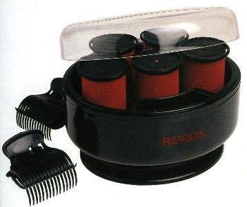 Revlon BIG CURLS FLOCKED HAIR SETTER, Heizwickler
