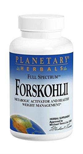 225 Mg 60 Capsules - Planetary Herbals Full Spectrum Forskohlii 225 mg 60 Capsules