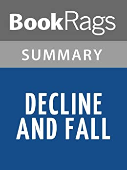 decline and fall evelyn waugh ebook summary amp study guide decline and fall by 17187