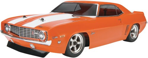 HPI Racing 106133 Sprint 2 Sport '69 Camaro Body with 2.4GHz RTR