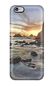 Iphone Case - Tpu Case Protective For Iphone 6 Plus- Locations California