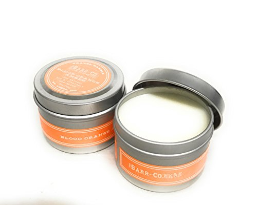 Set of 2 Barr Travel Candles (Blood Orange)