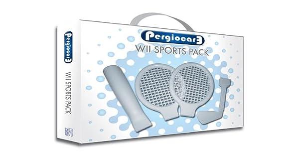 Kit Wii sport [Importación francesa]: Amazon.es: Videojuegos