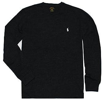 RALPH LAUREN Polo Men Long Sleeve Pony Logo T-Shirt