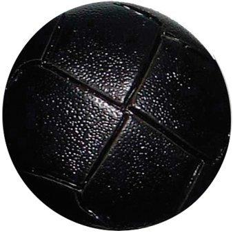 """Caña que no engorda 1-1/8"""" 2/C de la piel artificial de la serie 2-Black de los botones"""